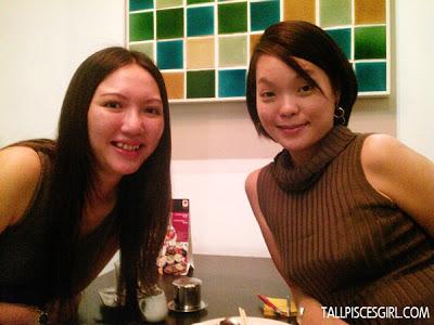 Poesy Liang and I =)