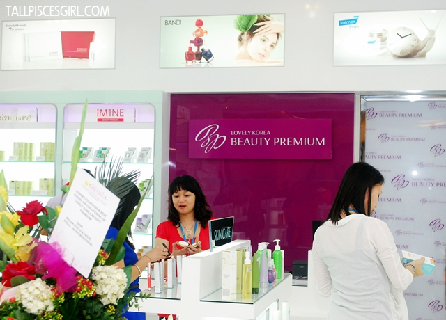 Interior of Lovely Korea Beauty Premium