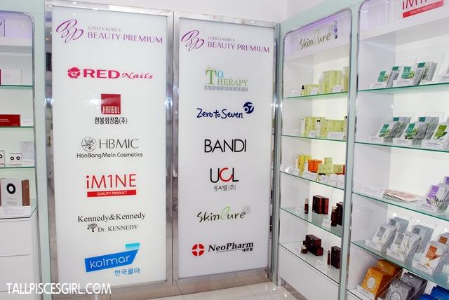 Lovely Korea Beauty Premium Launch @ KL Festival City Mall 1