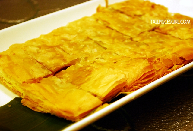 香蕉豆沙炸窝饼 Crispy Red Bean Chinese Pancake with Banana