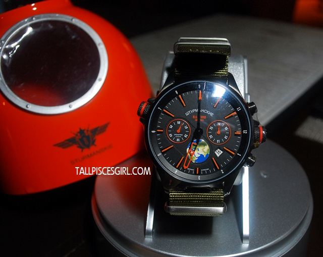 Sturmanskie Gagarin 50th Anniversary Chronograph Special Edition