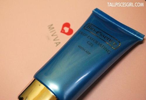 MIVVA Beauty Box: Bio-Essence Deep Exfoliating Gel with ATP