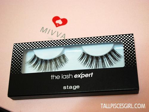 MIVVA Beauty Box: Stage Eyelash