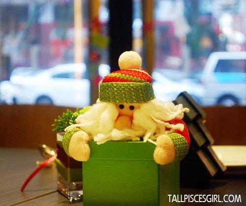 DSC 1635 - Serai @ Life Centre Christmas Set Menu 2012
