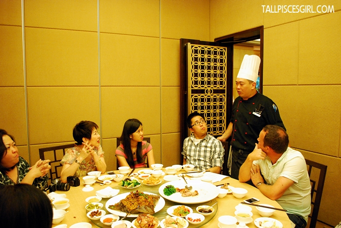 Q&A with Chef Woon Ting Keat