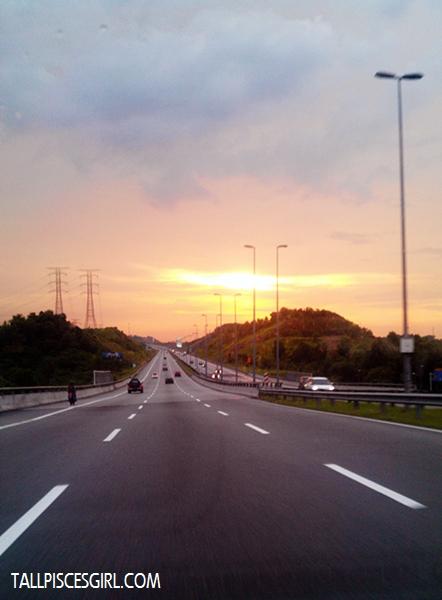 Beautiful skies <3