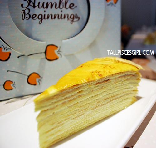 Humble Beginnings: French Vanilla