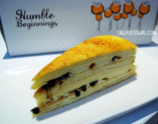 Humble Beginnings Mille Crepe @ Bangsar 1