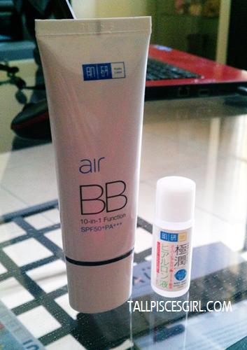 Hada Labo Air BB Cream