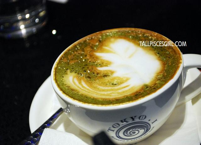 Matcha Cafe Latte Price: RM 8