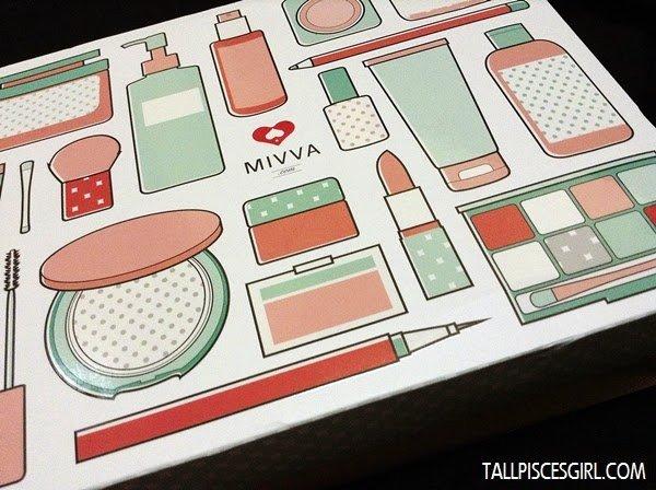 13 | MIVVA Beauty Box May 2013 (Mother's Day Edition)
