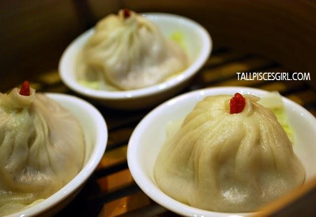 Steamed Bah Kut Teh Soup Dumpling Price: RM 8.80