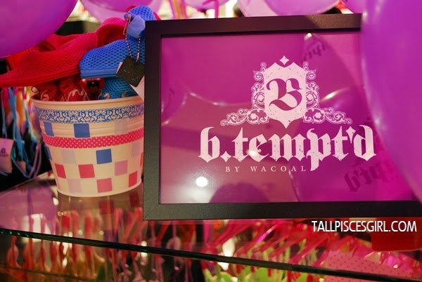 DSC 16611 - Wacoal b.tempt'd Lingerie Collection Launch @ Isetan KLCC