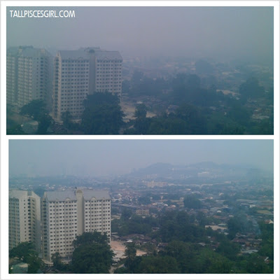 Haze in KL
