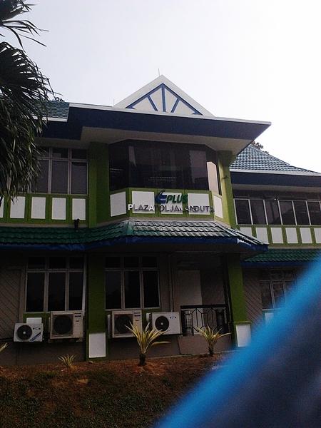 Plaza Tol Jalan Duta