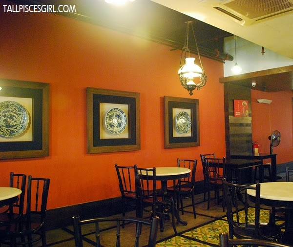 Coriander Leaf Restaurant Interior