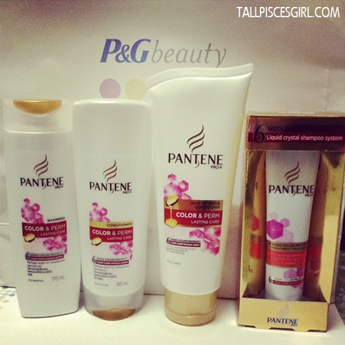 Colour & Perm Lasting Care Shampoo, Conditioner, Daily Intensive Conditioner, 6-Week Colour Protect Treatment Program