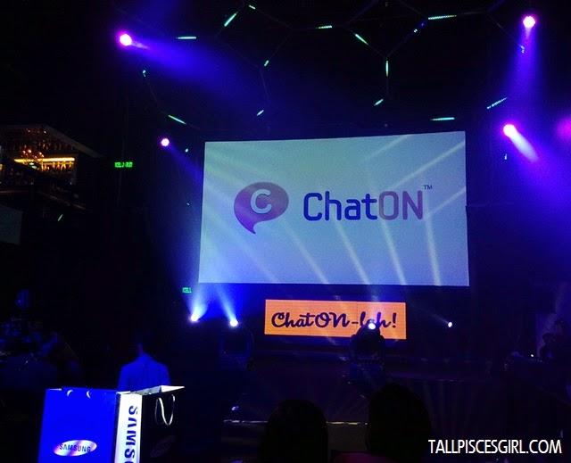 ChatON-lah!