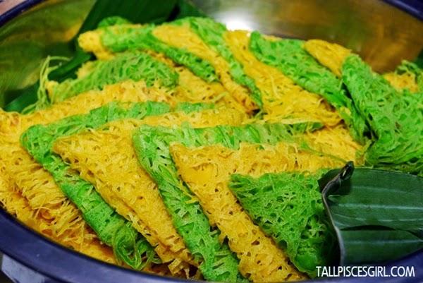Roti Jala | Ramadhan Buffet 2013 @ Songket Restaurant