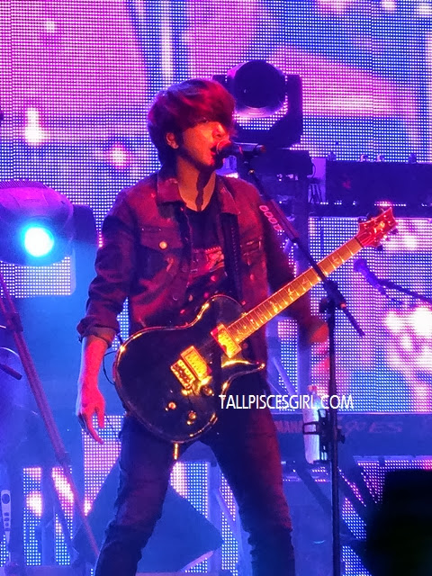 CNBLUE Samsung GALAXY Blue Moon World Tour in Malaysia 2013 [PHOTOS] 1