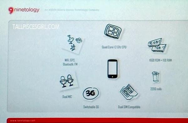 Ninetology Presents 3 Incredible Quad Core U9 Smart Phones 6