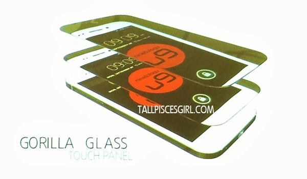 Ninetology U9Z1 with Gorilla Glass