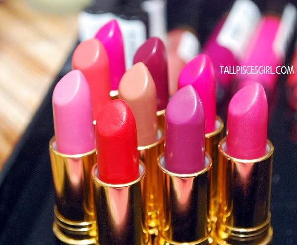 Revlon Super Lustrous Lipstick (RM 32)