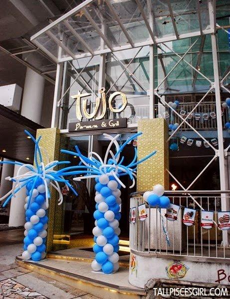 DSC 01971 | GAB Oktoberfest 2013 Media Launch @ Tujo Bar-sserie & Grill
