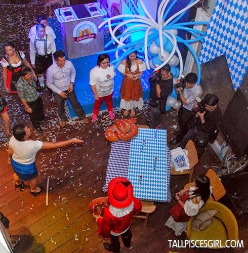 GAB Oktoberfest 2013 Media Launch @ Tujo Bar-sserie & Grill 3