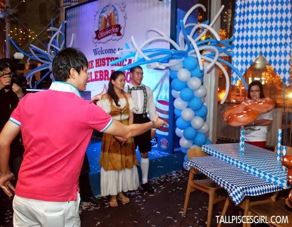 DSC 0246 | GAB Oktoberfest 2013 Media Launch @ Tujo Bar-sserie & Grill