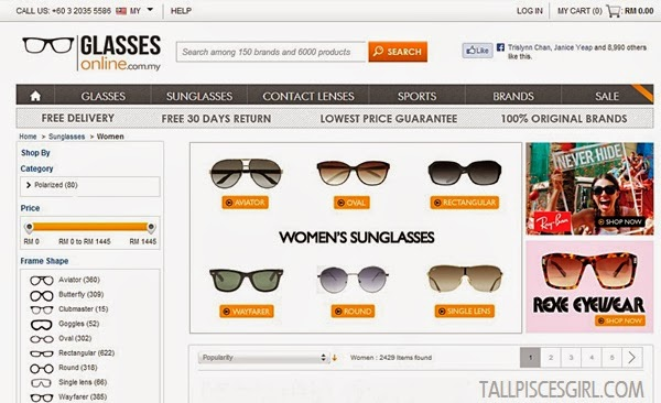 GlassesOnline.com.my