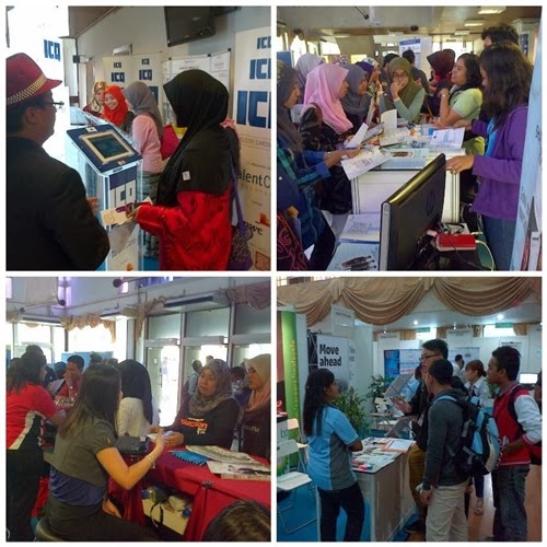 Sector Focused Career Fair by TalentCorp and UiTM 2