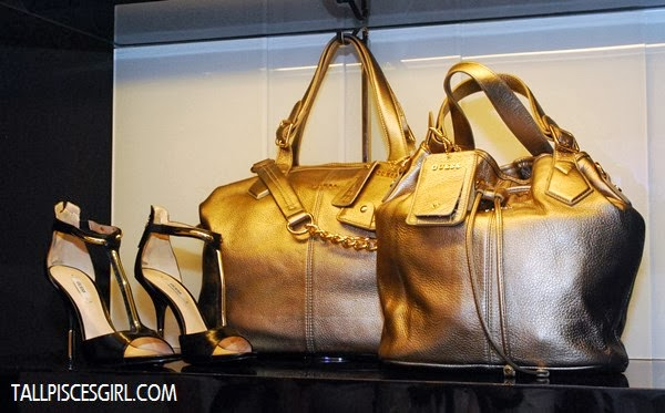 GUESS Luxe Leather Fall/Winter 2013 Collection Launch 1