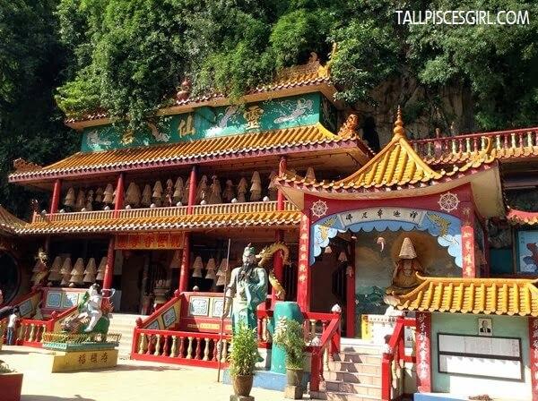 Lin Sen Tong temple