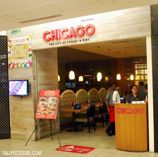 Chicago Rib House @ 1 Utama