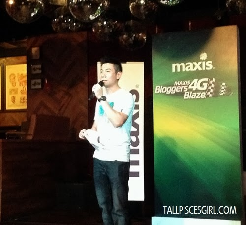 IMG 2409 | How I Won Samsung Galaxy Note 3 from Maxis 4G Bloggers Blaze!