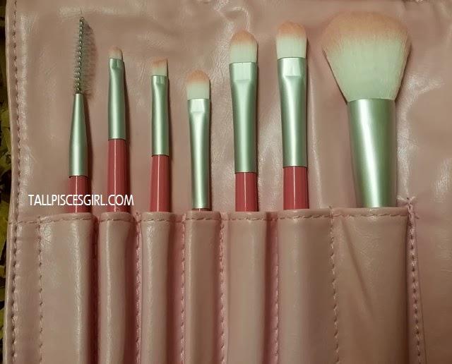 CERRO QREEN Cosmetic Makeup Brush Set