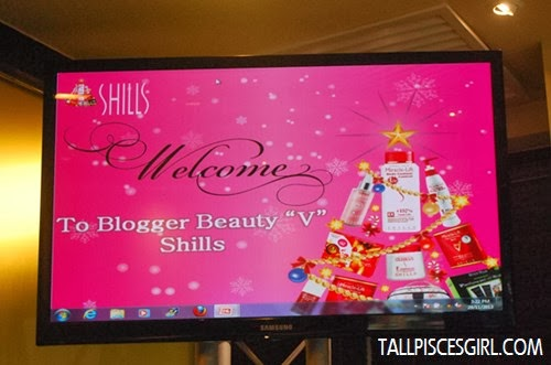 "Beauty Blogger ""V"" SHILLS Workshop"