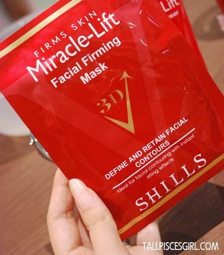 Miracle-Lift Facial Firming Mask