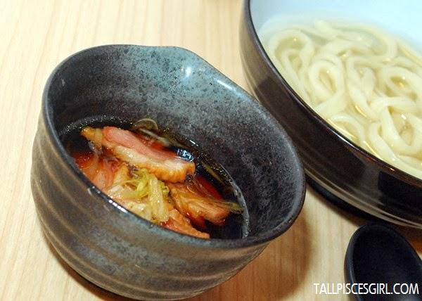 Kamo Seiro Udon Price: RM 13.90 (S) / RM 15.90 (R)