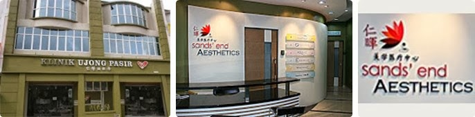 Sands' End Aesthetics @ Klinik Ujong Pasir