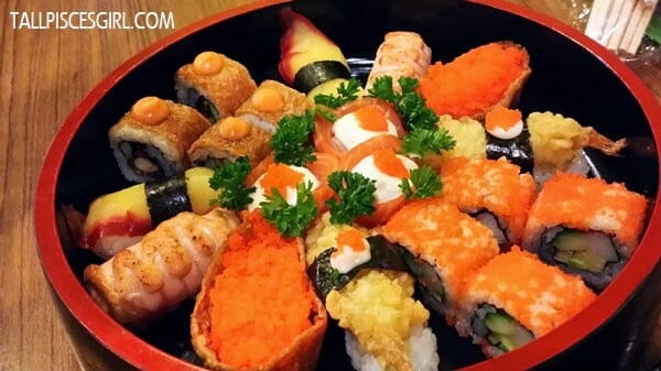 Finest Sushi Favourites