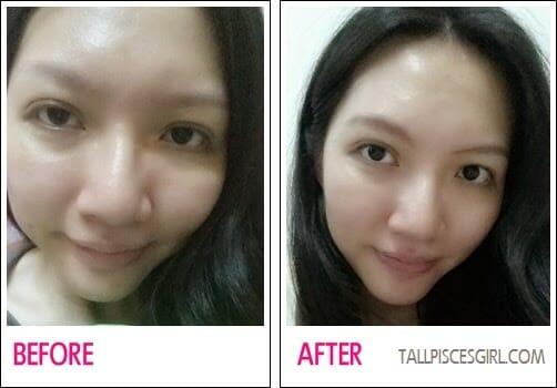 Beauty Review: SHILLS Mandelic Acid Skin Renew Essence & Exfoliating Bubble Facial Scrub 3