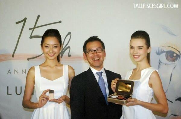 DSC 0910 - Kanebo Lunasol Celebrates 15th Anniversary & Giveaway