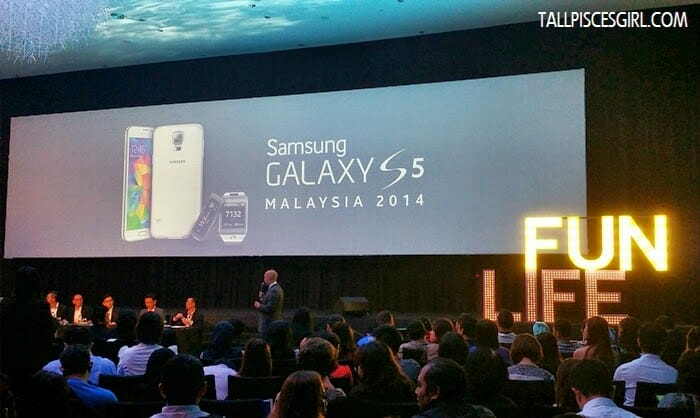Samsung Galaxy S5 Launch in Malaysia 1