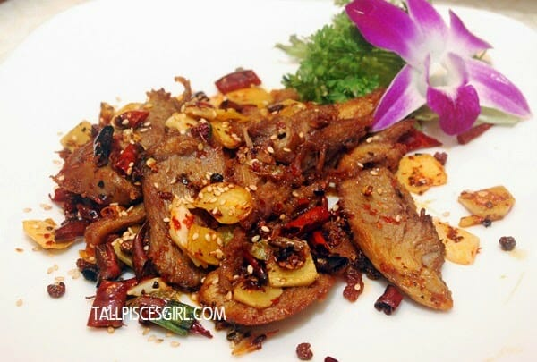 Wok-fried Duck Meat with Sichuan Spicy Chilli