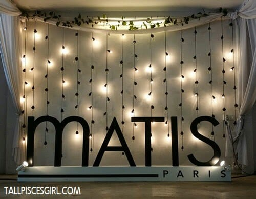 MATIS Paris Product Launch