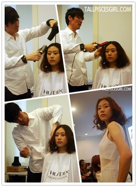 Shiseido Professional Spring/Summer 2014 - Natural & Strong