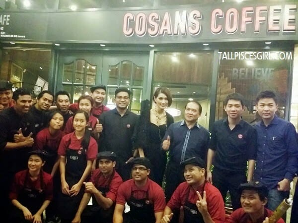 20140525 210914 | COSANS Coffee @ Solaris Mont Kiara Grand Opening