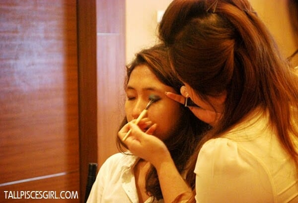 Live Makeup Demo